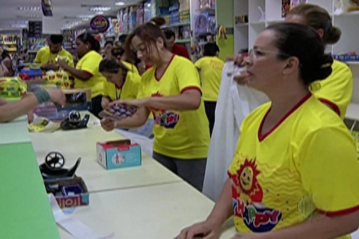 Dia das Crianças estimula contratações temporárias em Mogi das Cruzes