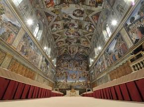 Vaticano vai restringir visitas à Capela Sistina para proteger ...