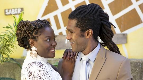 'Malhação': Vinícius e Talíssia se casam; reveja a cena