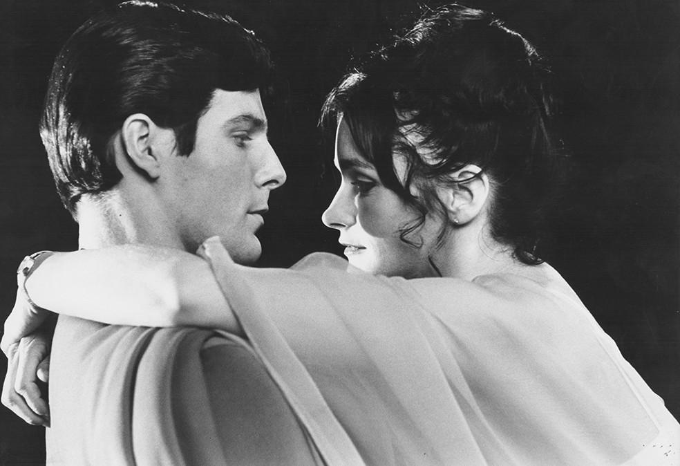 Christopher Reeve e Margot Kidder em 'Superman' (1978) (Foto: Divulgação)