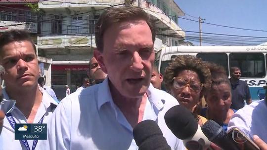 Crivella diz que vai liberar R$ 100 milhões para organizações sociais de saúde