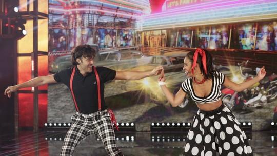 Nando Rodrigues vê o 'Dança dos Famosos' como grande desafio: 'Medo e vontade de desistir são diários'
