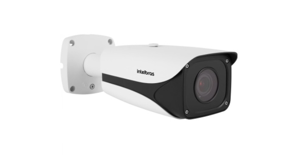 Câmera Intelbras IP bullet VIP 5450 Z  (Foto: Divulgação/Intelbras)