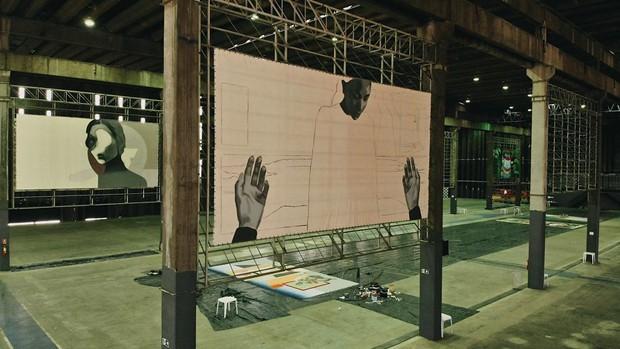 Exposição Drive Tru da Galeria Luis Maluf (Foto: Divulgação)