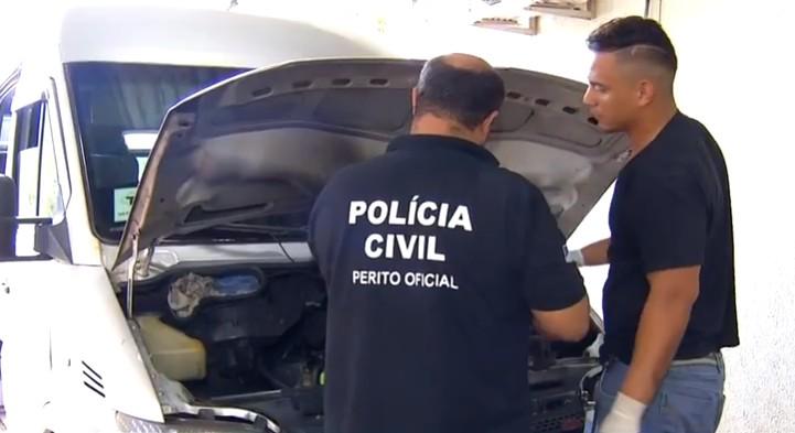 Polícia investiga adulteração em vans escolares após denúncia anônima - Radio Evangelho Gospel