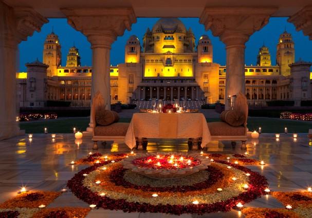Umaid Bhawan Palace (Foto: Divulgação)