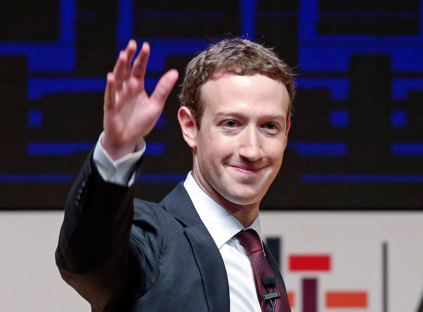 Mark Zuckerberg recupera metade do que perdeu em sua fortuna no 'dia trágico' do Facebook