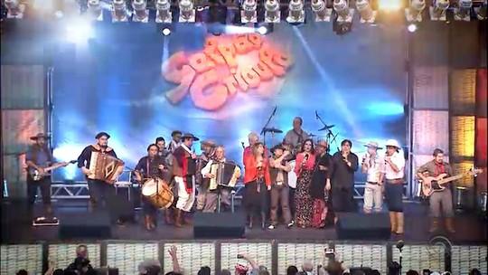 'Galpão Crioulo' reapresenta segunda parte do especial na Festa Nacional da Música