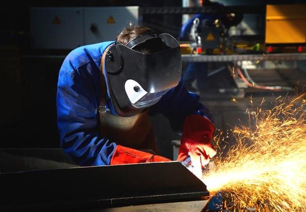 PIB Economia Produção Industrial (Foto: Reprodução)