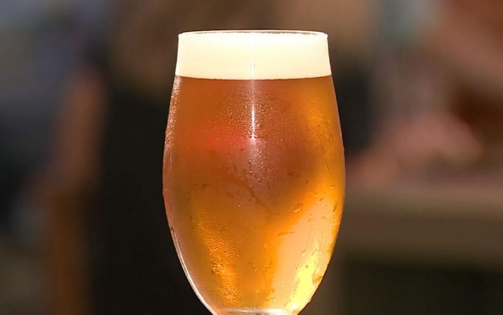 Venda de bebida fica proibida das 6h às 18h desde domingo — Foto: Reprodução/EPTV