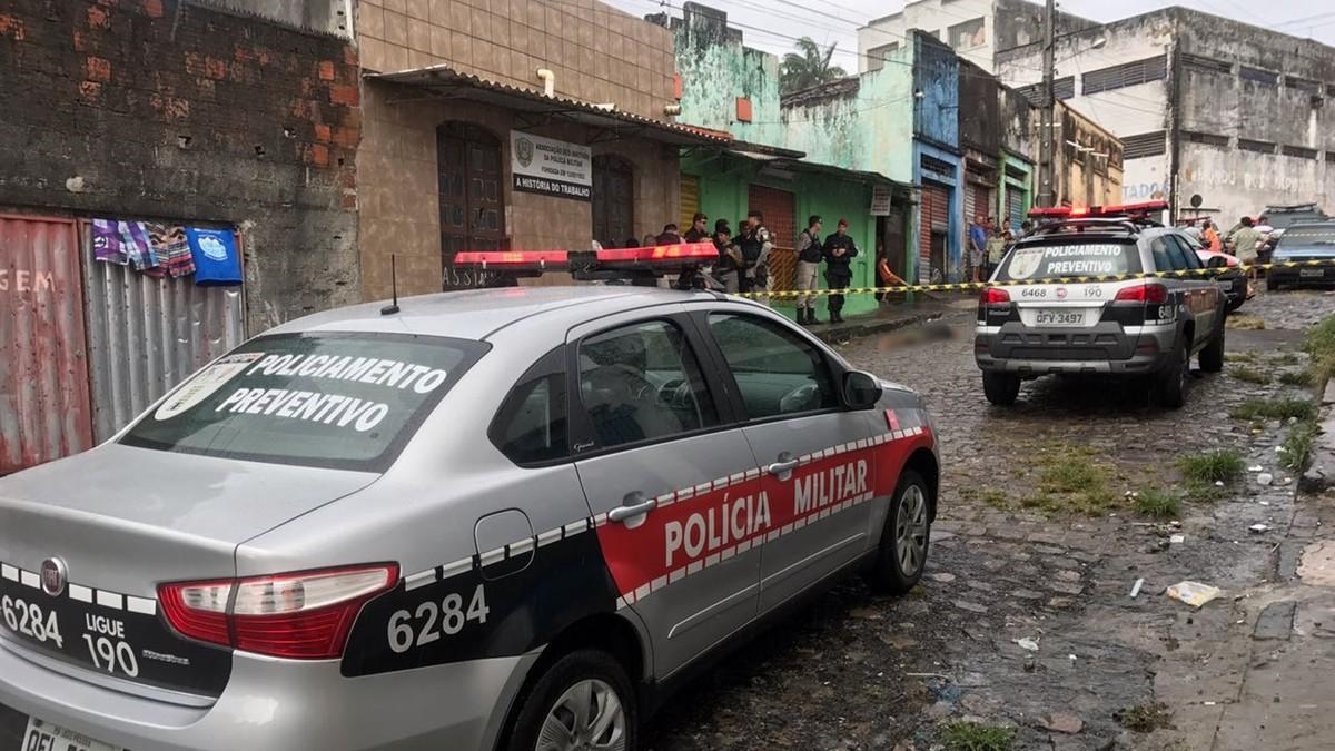 Homem é morto a tiros em 'cracolândia' no Centro de João Pessoa