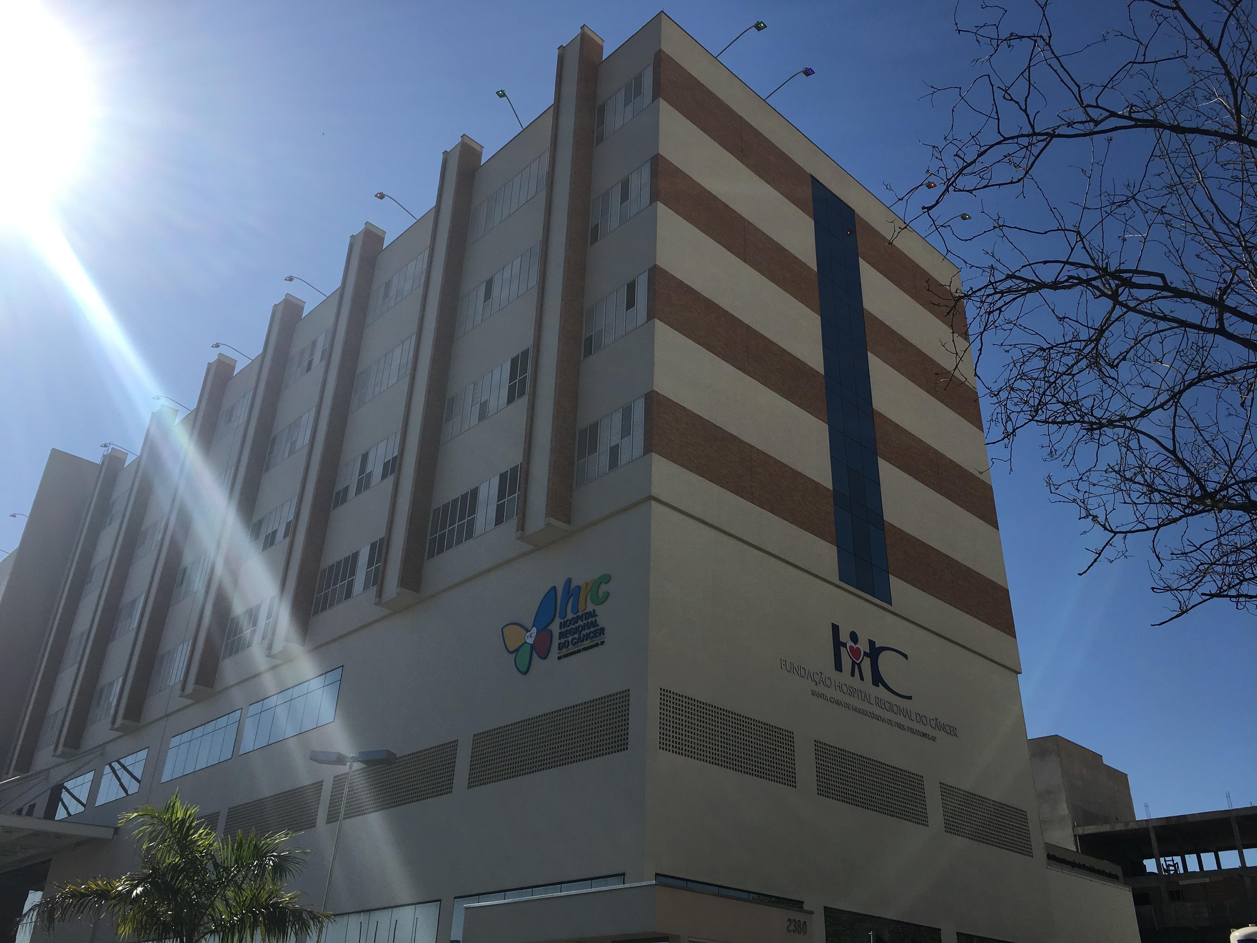 Hospital Regional do Câncer de Presidente Prudente começa a receber internações pediátricas