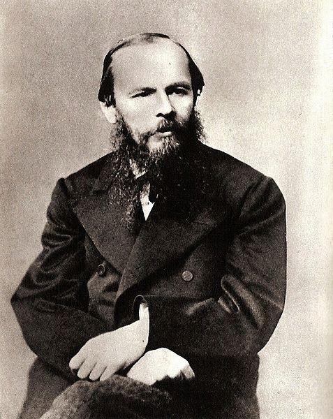 Resultado de imagem para 5 fatos sobre a vida e a obra de Fiódor Dostoiévski