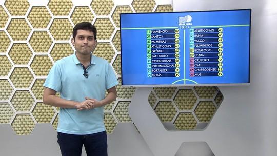 Veja a íntegra do Globo Esporte RR dessa quinta-feira, 05/12