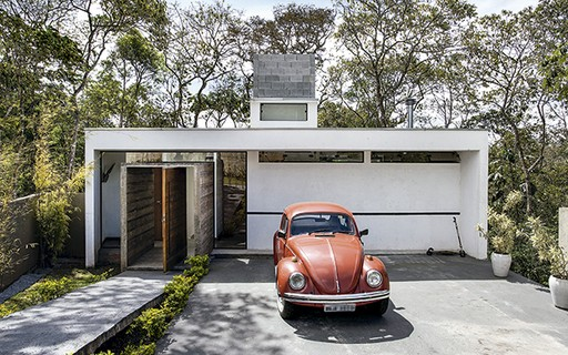 Casa minimalista: apenas o essencial nesta decoração