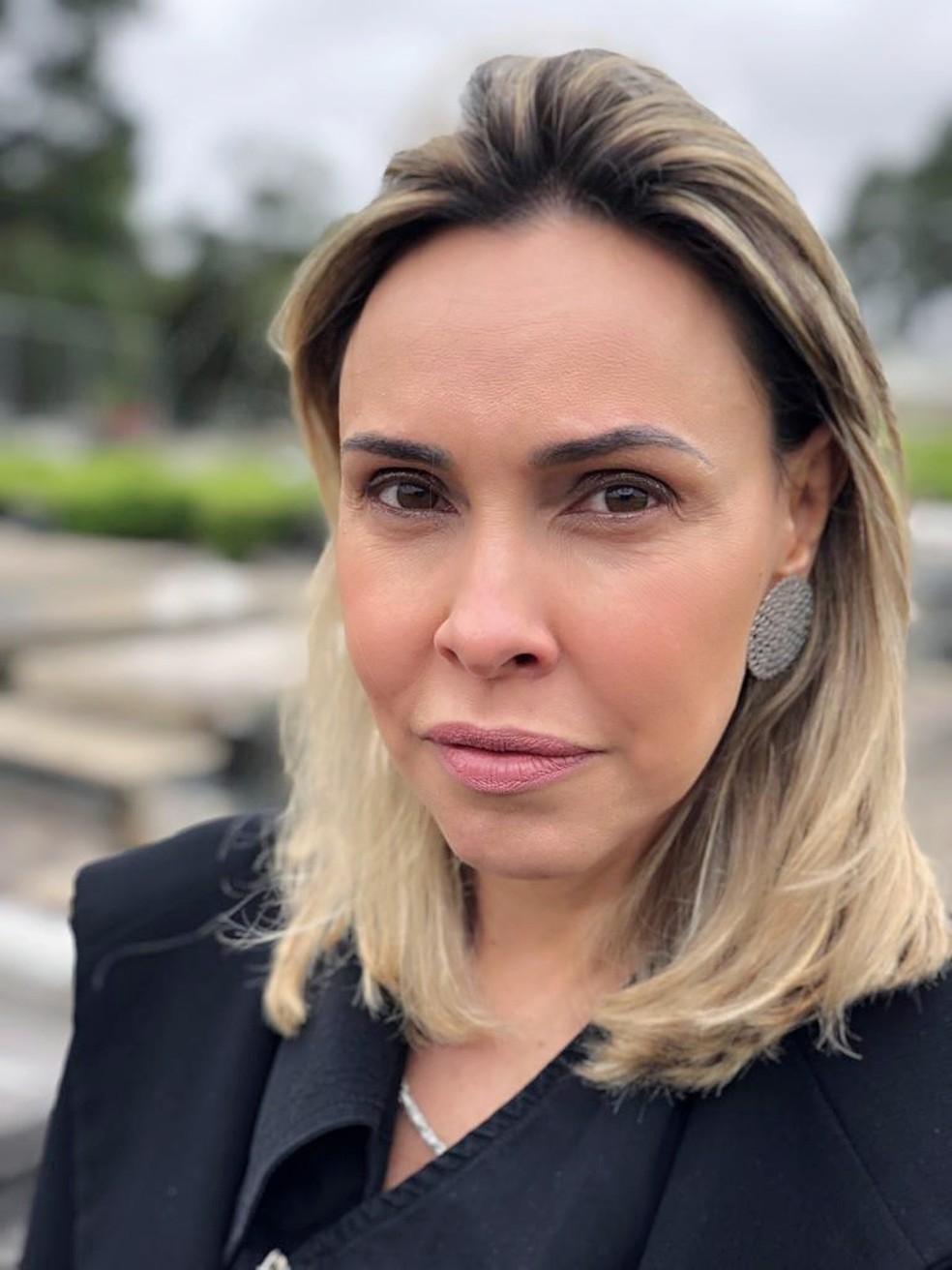 Leticia Ferreira é a terceira indicada do primeiro escalão do governo de Ratinho Júnior — Foto: Divulgação