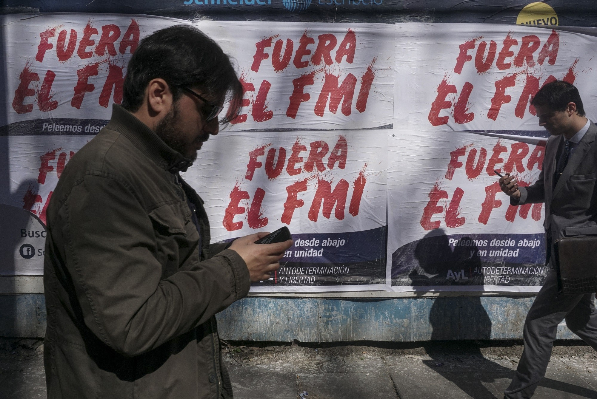 Desemprego na Argentina cresce no segundo trimestre e chega a 9,6%
