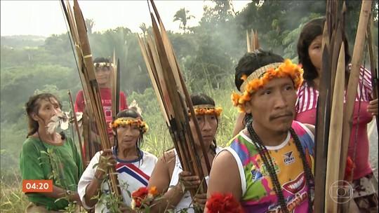 Lideranças indígenas do MA denunciam invasão de terras demarcadas