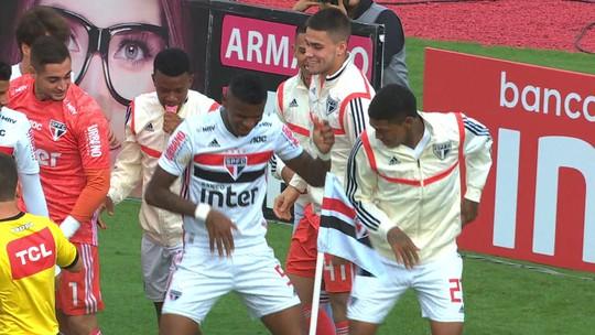 Análise: Igor Gomes pede passagem no São Paulo e merece ser testado no time titular