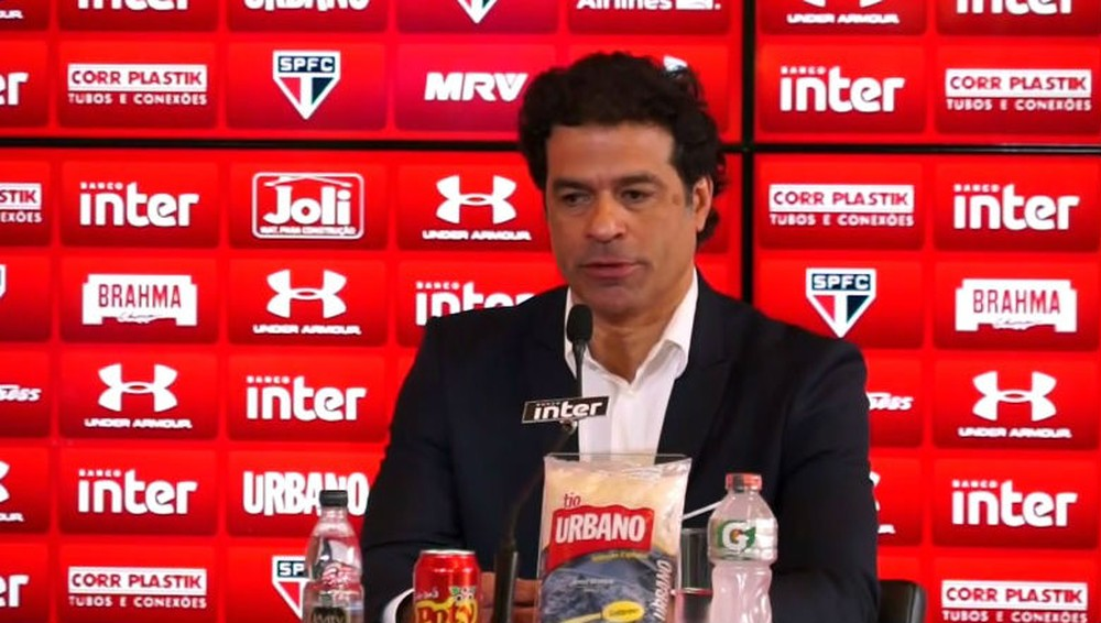 Reunião confirma mudanças na diretoria do São Paulo