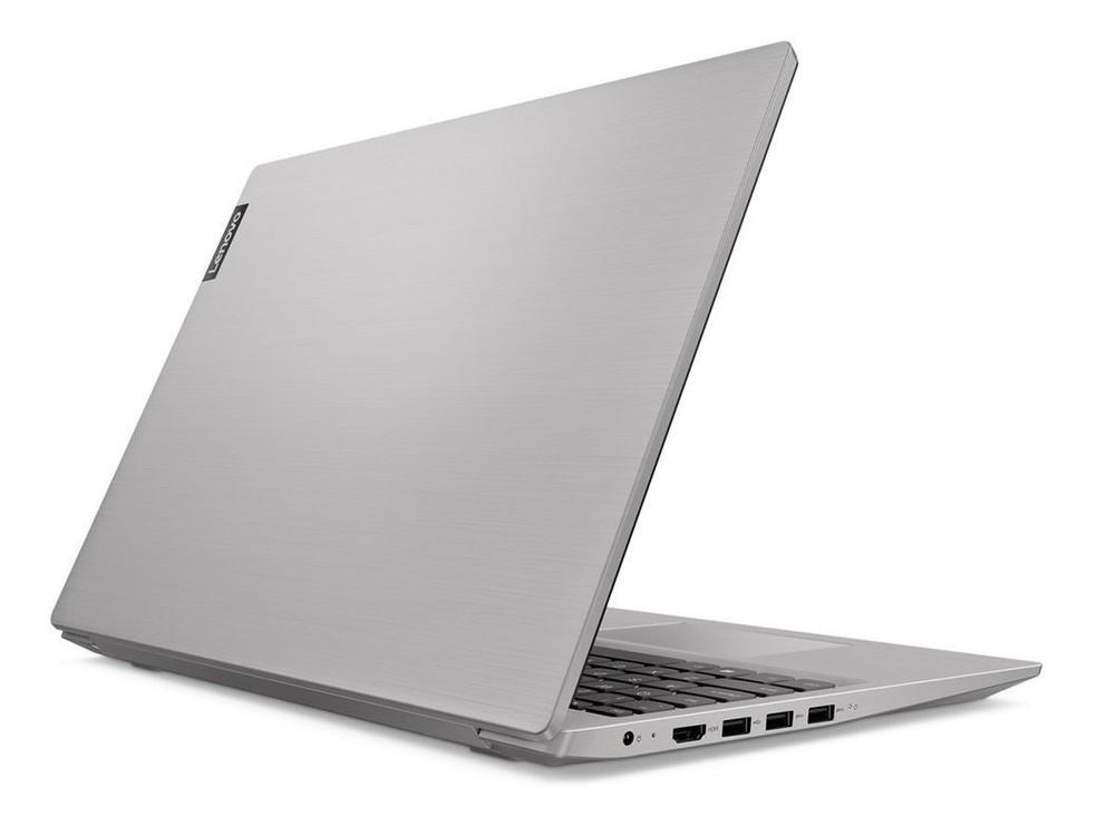 IdeaPad S145 tem perfil discreto e pesa 1,85 kg — Foto: Divulgação/Lenovo