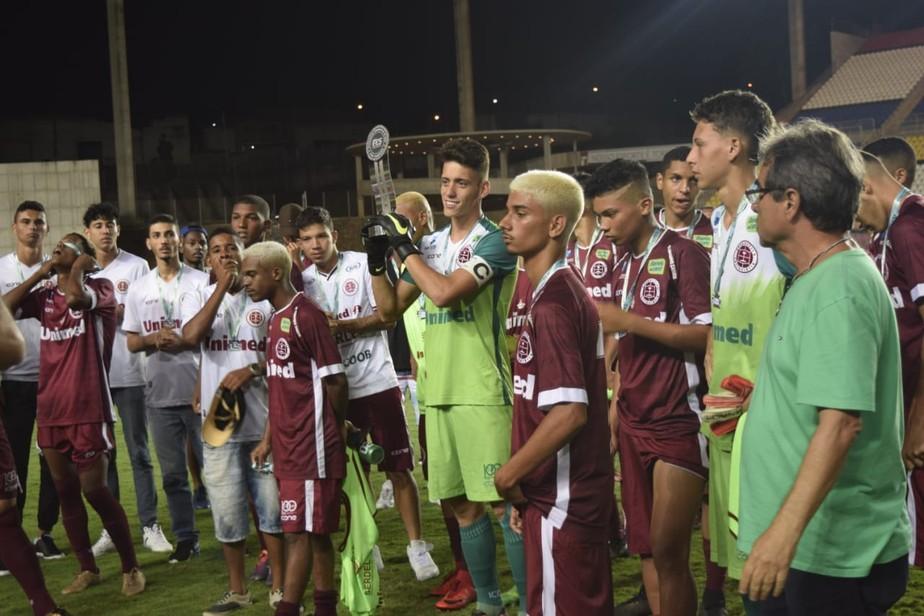 32f8f67ad78bc ... Desportiva Ferroviária conhece os adversários da fase de grupos da Copa  SP de Futebol Jr 2019