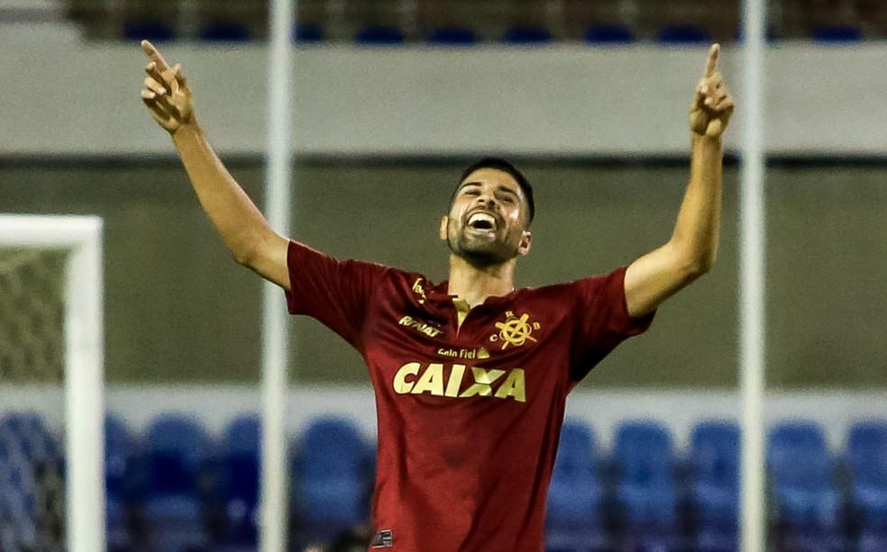 Gerson Magrão se destacou em 2016 — Foto: Ailton Cruz / Gazeta de Alagoas