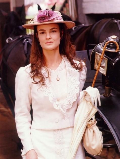 Carolina Kasting em 'Terra Nostra' (Foto: DIVULGAÇÃO/JORGE BAUMANN)