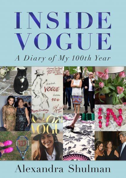 My Diary of Vogue´s 100th Year, de Alexandra Schulman (Foto: Divulgação)