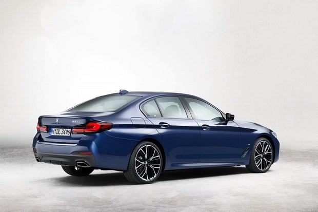BMW Série 5 (Foto: Reprodução/German Car Forum)