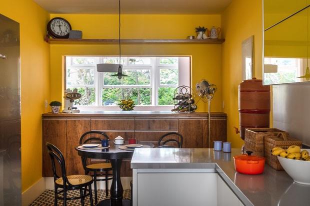 Conheça o apartamento de Carolina Kasting (Foto: André Nazareth)