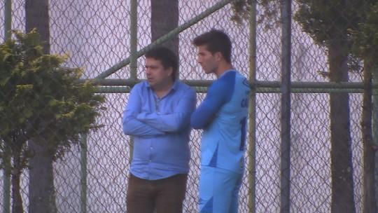 Itair revela sugestão do Real Madrid e tem conversa com Lucas Silva na Toca