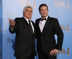 Jay Leno e Jimmy Fallon | Reuters