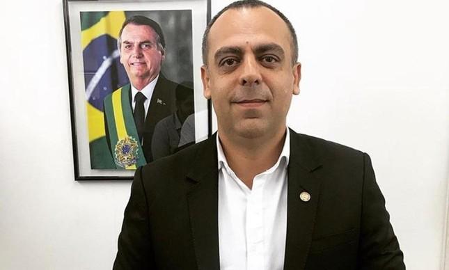 Anderson Moraes, deputado estadual pelo PSL do Rio