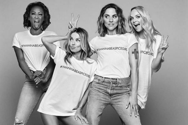 Spice Girls (Foto: Reprodução Instagram)