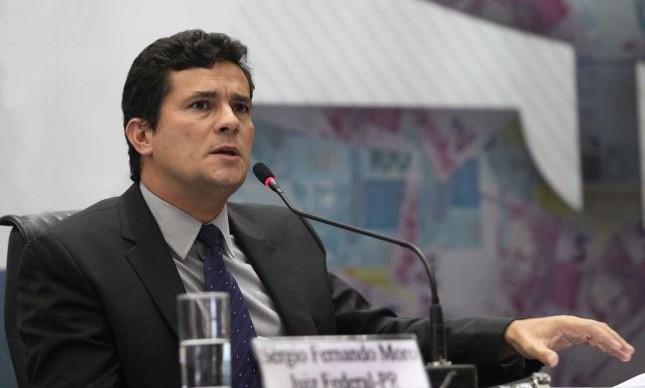 Sérgio Moro (Foto: Gil Ferreira / Agência Brasil)