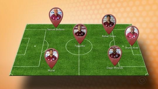 Caxias tem seis jogadores indicados à Seleção do Gauchão