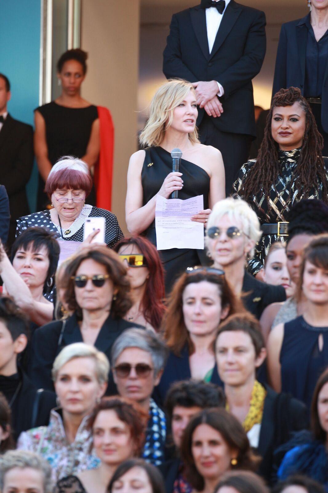 Me Too em Cannes (Foto: Antonio Barros)