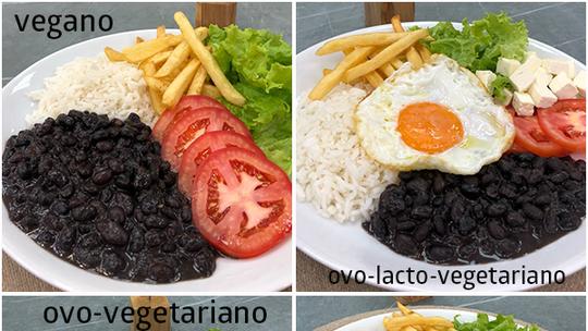 Entenda diferentes tipos de dietas e veja dicas de como fazer substituições proteicas