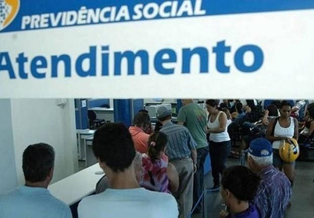 Previdência Social ; INSS ; benefícios ;  (Foto: Reprodução/Twitter)