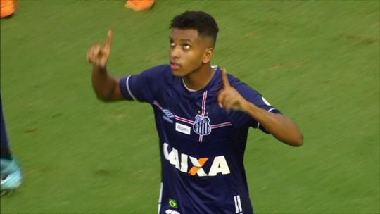 Santos x Vitória - Campeonato Brasileiro 2018 - globoesporte.com