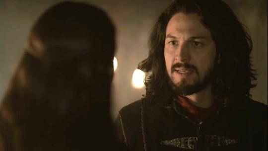 Últimos capítulos: Afonso enfrenta Catarina: 'Esse filho não é meu'