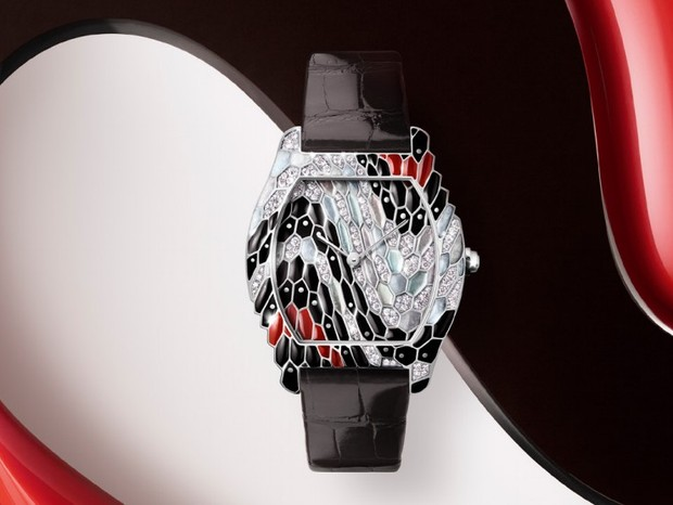 Cartier Libre Tortue Snake Watch (Foto: Cartier)