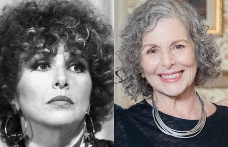 Irene Ravache viveu a fracassada atriz Leonora. Seu papel mais recente na TV foi em 'Espelho da vida' Geraldo Modesto e Raquel Cunha/TV Globo