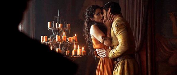 Oberyn e Ellaria (Foto: HBO / Reprodução )