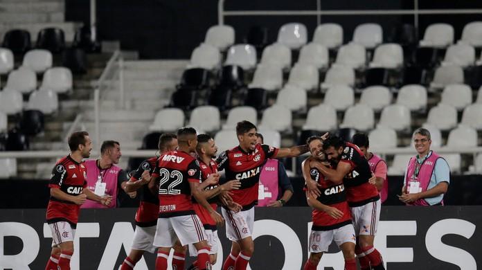 Conmebol marca jogo Flamengo x Santa Fé ccc48970d3188