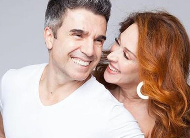 Claudia Raia se declara ao marido  (Foto: Reprodução/Instagram)