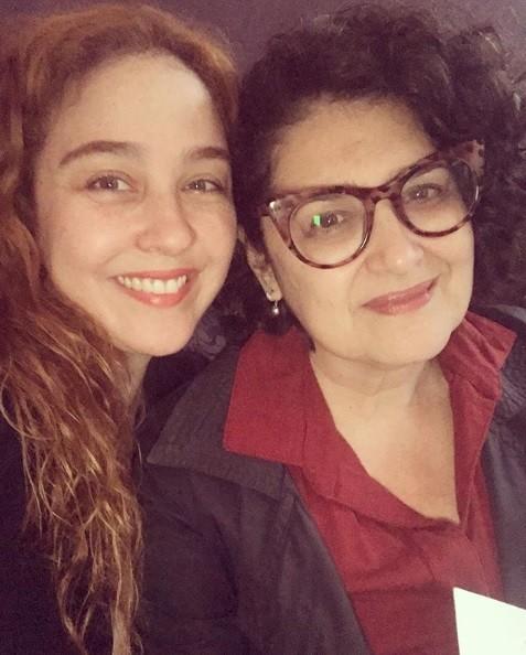 Débora Lamm e Inez Vianna (Foto: Reprodução Instagram)