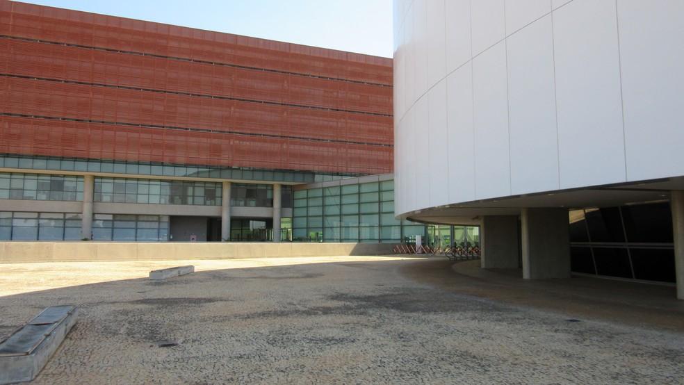 Câmara Legislativa do Distrito Federal (Foto: Raquel Morais/G1)