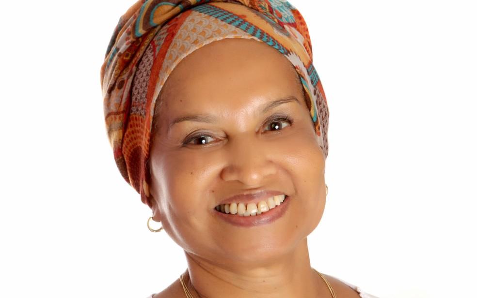 Vanda Machado participa de ação de literatura no Teatro Eva Herz (Foto: Divulgação/Assessoria)